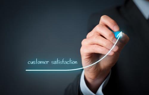 prospection commerciale nos atouts : satisfaction client